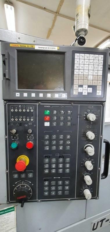 Токарный станок с ЧПУ ACCUWAY UT 200 M фото на Industry-Pilot