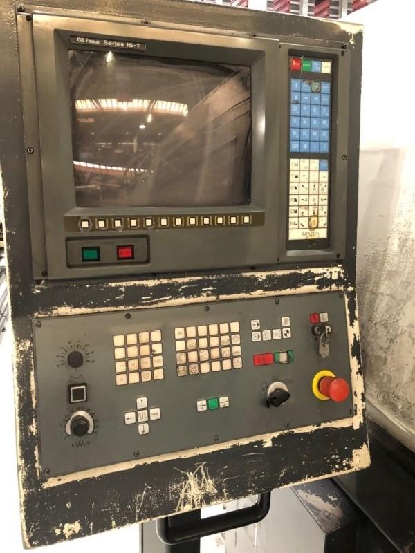 Токарный станок с ЧПУ BOEHRINGER VDF 180 C фото на Industry-Pilot