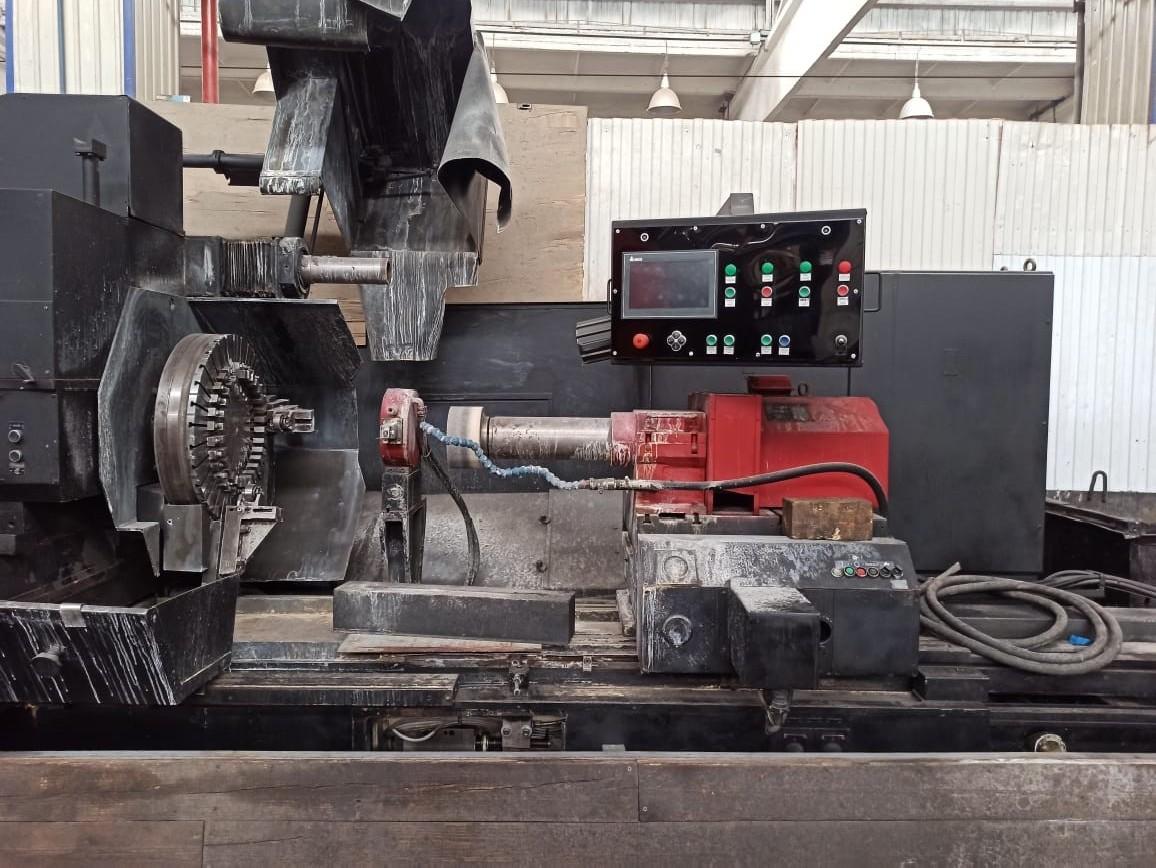 Внутри- торцешлифовальный станок ROWEIG-GLAUCHAU SI 8 S фото на Industry-Pilot
