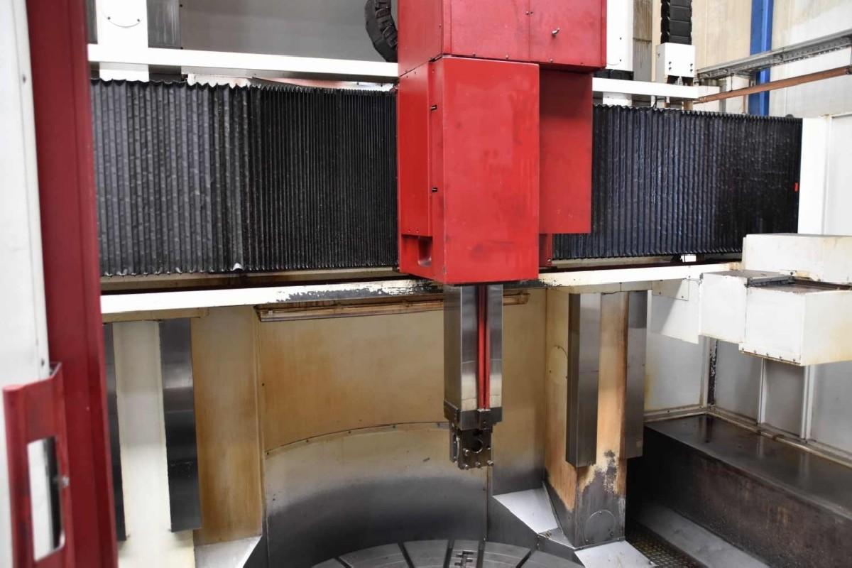 Карусельно-токарный станок - двухстоечный SCHIESS-SEDIN Vertiturn 4 фото на Industry-Pilot
