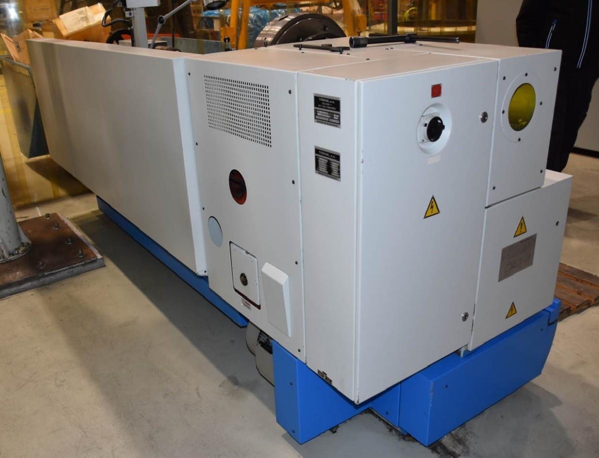 Токарно-винторезный станок TRENS SN 710 S фото на Industry-Pilot
