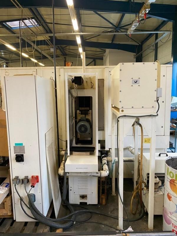 Плоскошлифовальный станок GEIBEL & HOTZ FS 635 Z SA фото на Industry-Pilot