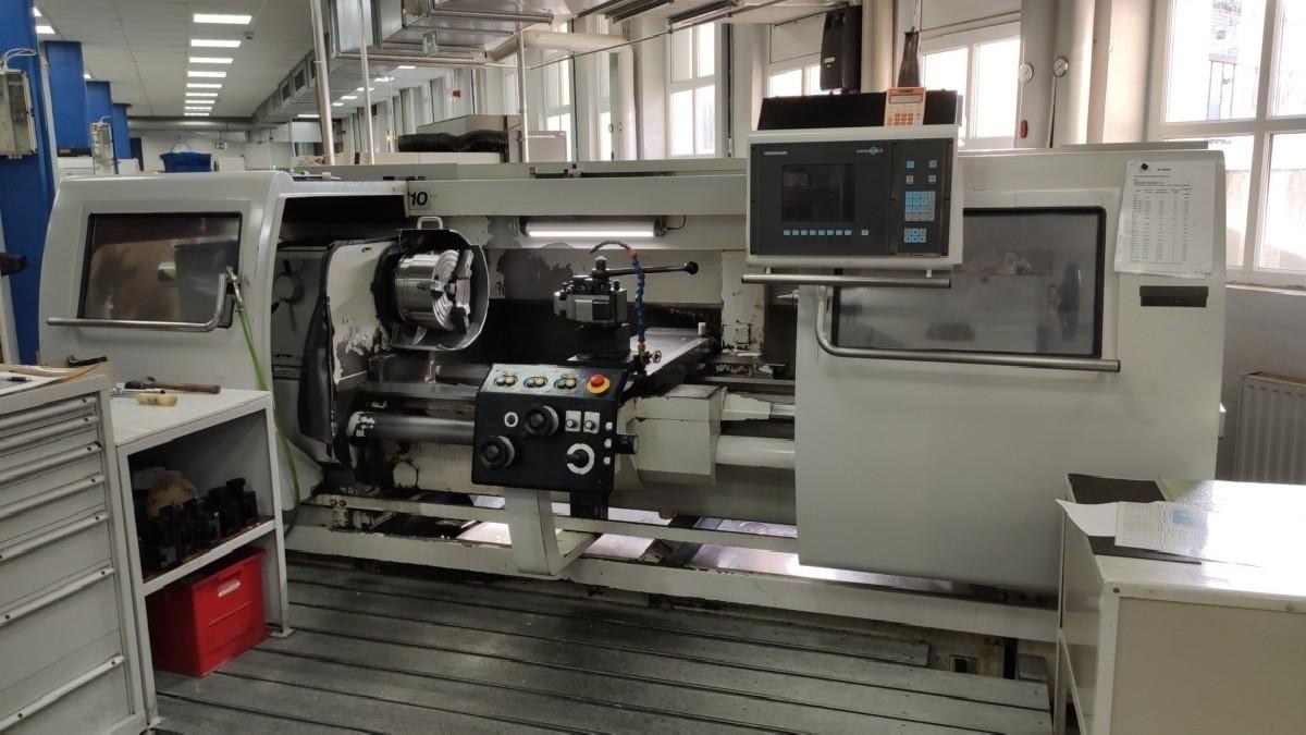 Токарный станок - контрол. цикл GILDEMEISTER NEF Plus 710 фото на Industry-Pilot