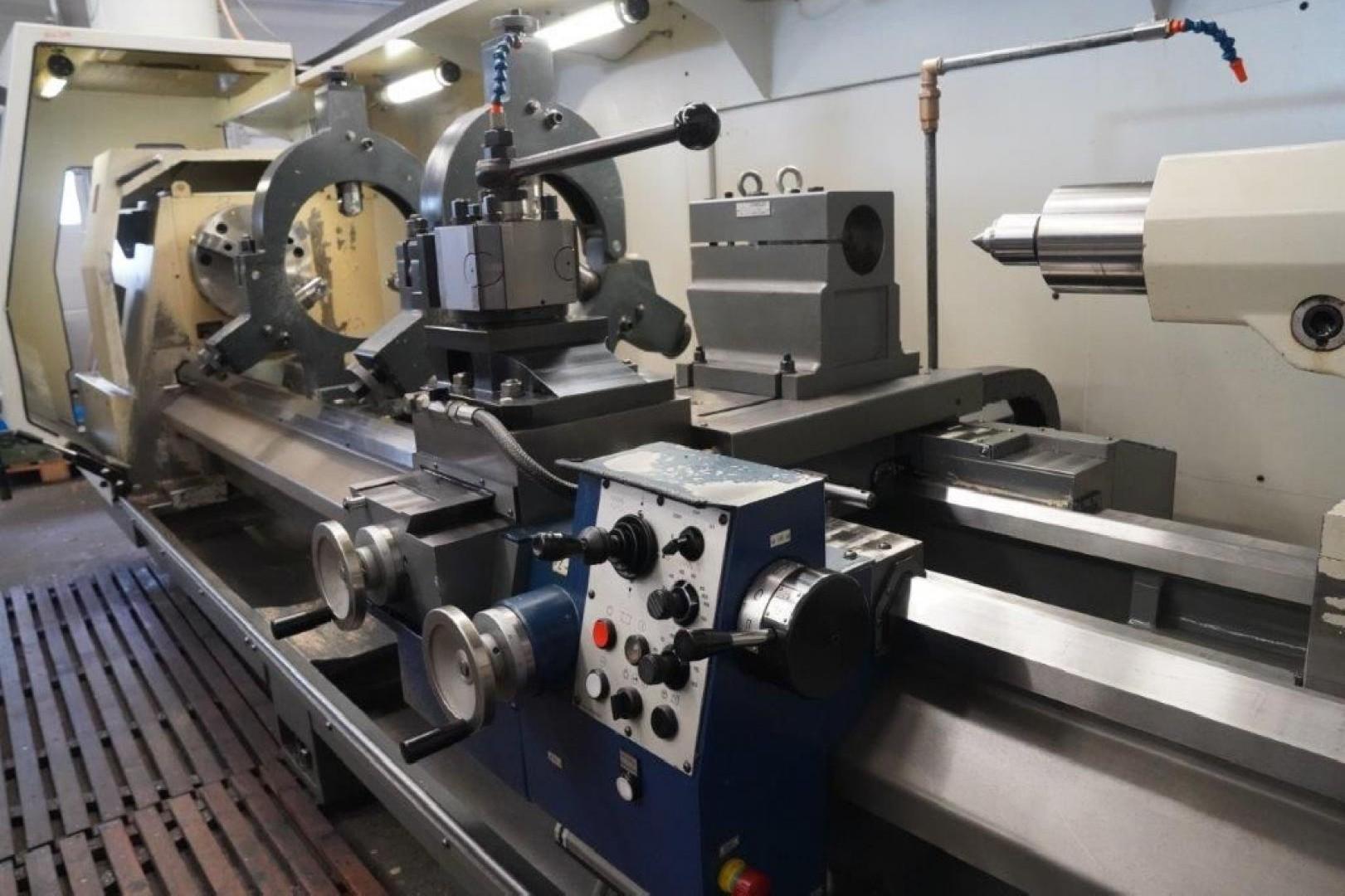 Токарный станок - контрол. цикл WEILER E 70 x 3000 фото на Industry-Pilot