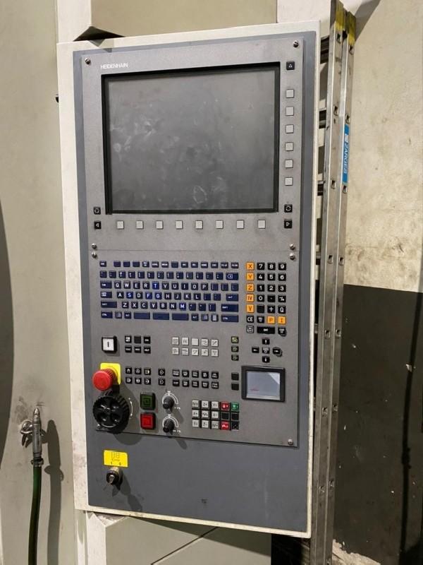 Обрабатывающий центр - универсальный BRIDGEPORT VMC1000XP3 фото на Industry-Pilot