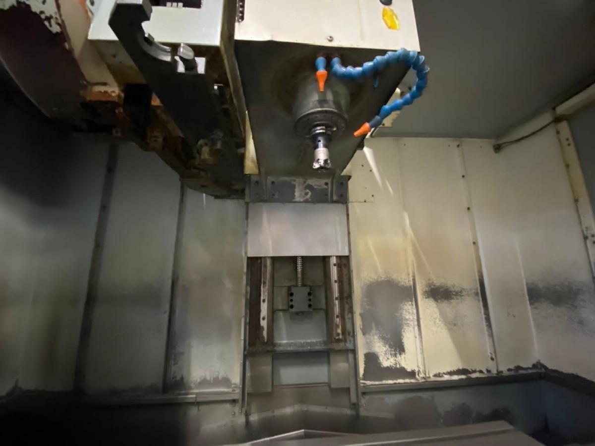Обрабатывающий центр - вертикальный MAS MCV1000 фото на Industry-Pilot