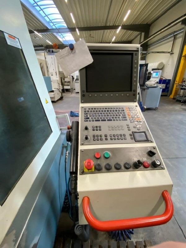 Machining Center - Vertical MAS MCV1270 photo on Industry-Pilot