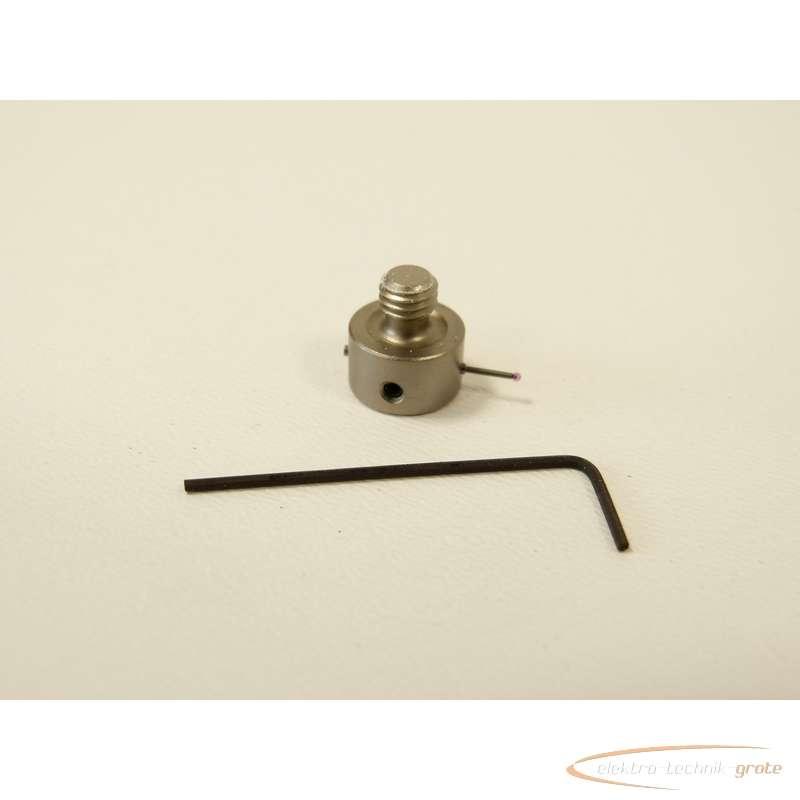 Измерительный щуп с шариком unbekannt Ø Kugel: 0,8 mm mit Halter Ø 10 mm Werkzeug - без эксплуатации! - фото на Industry-Pilot
