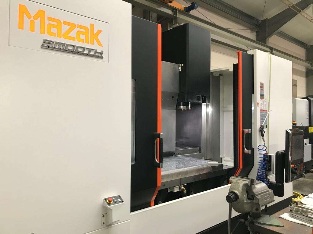Machining Center - Vertical Mazak VTC 760