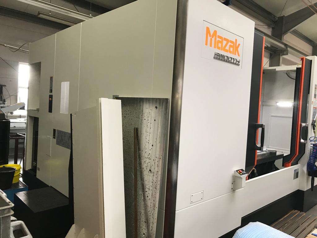 Machining Center - Vertical Mazak VTC 760 photo on Industry-Pilot