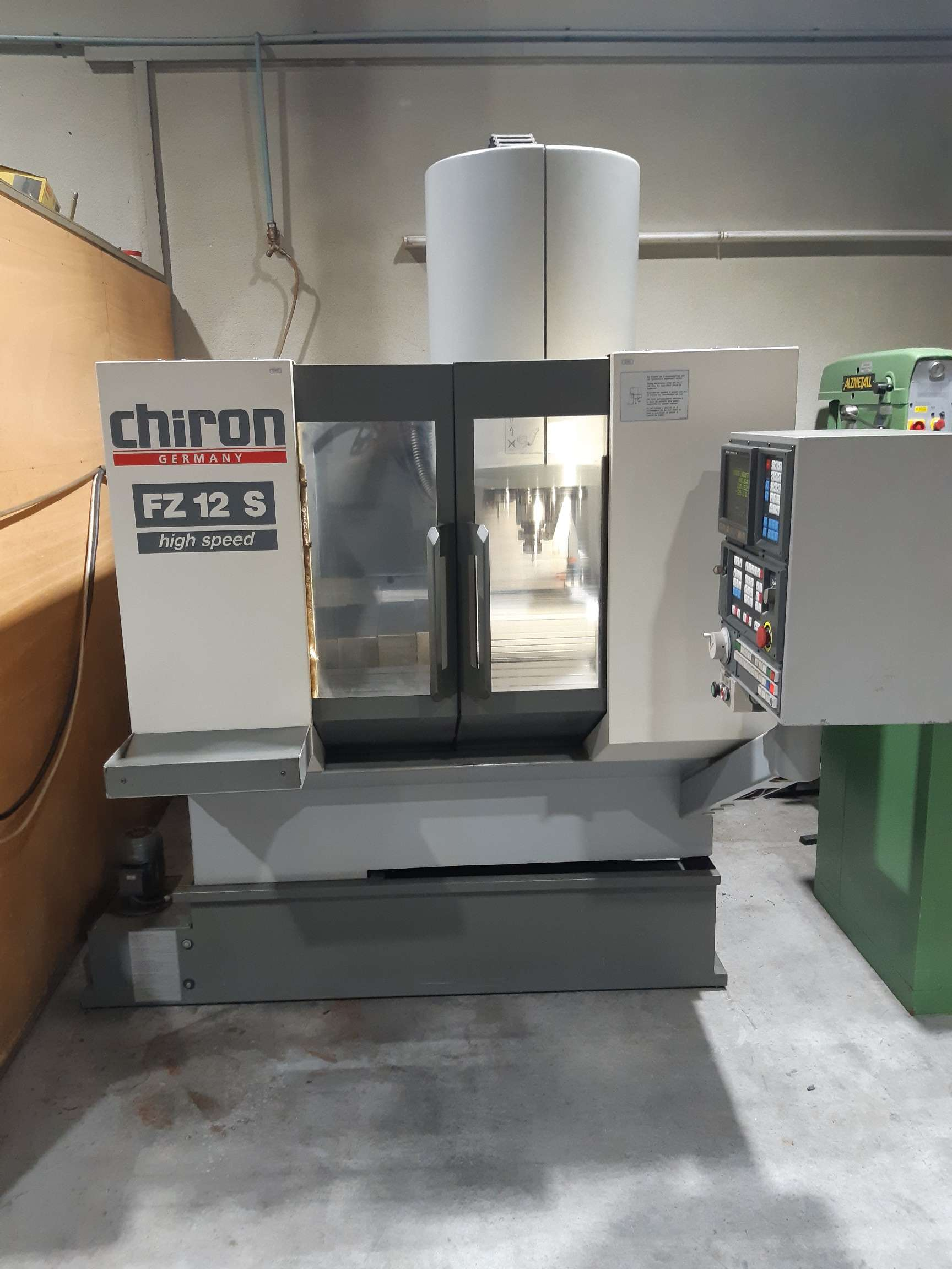 Machining Center - Vertical CHIRON FZ 12 W Magnum High Speed