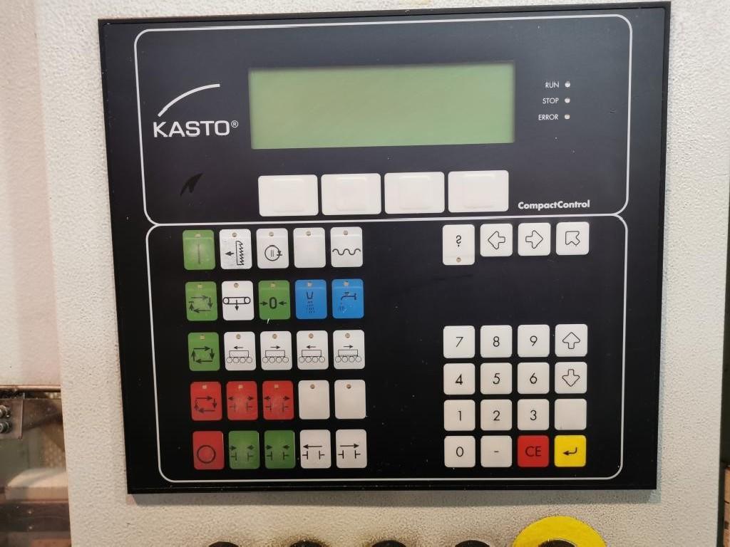 Ленточнопильный станок по металлу - Автом. KASTO SSB 260 VA-CC фото на Industry-Pilot
