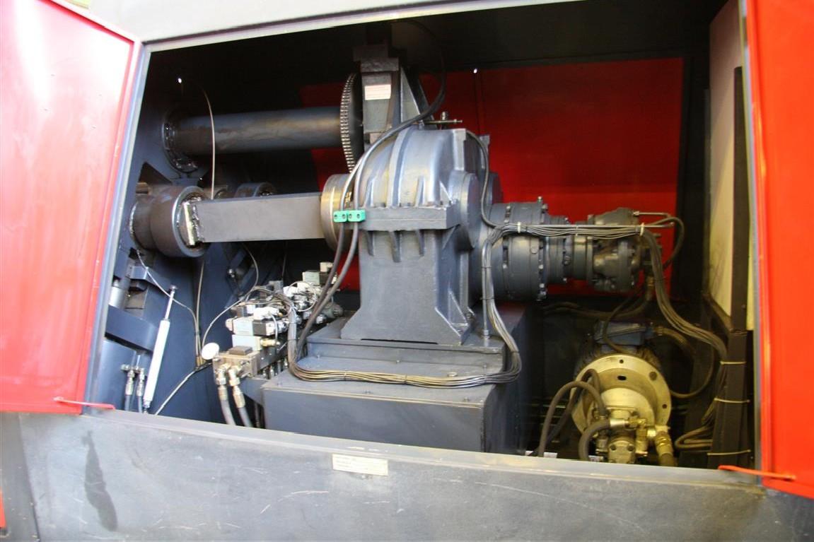 3-вальц. листогибочная машина ORMIS CLI HY 3R 20/16x3100 фото на Industry-Pilot