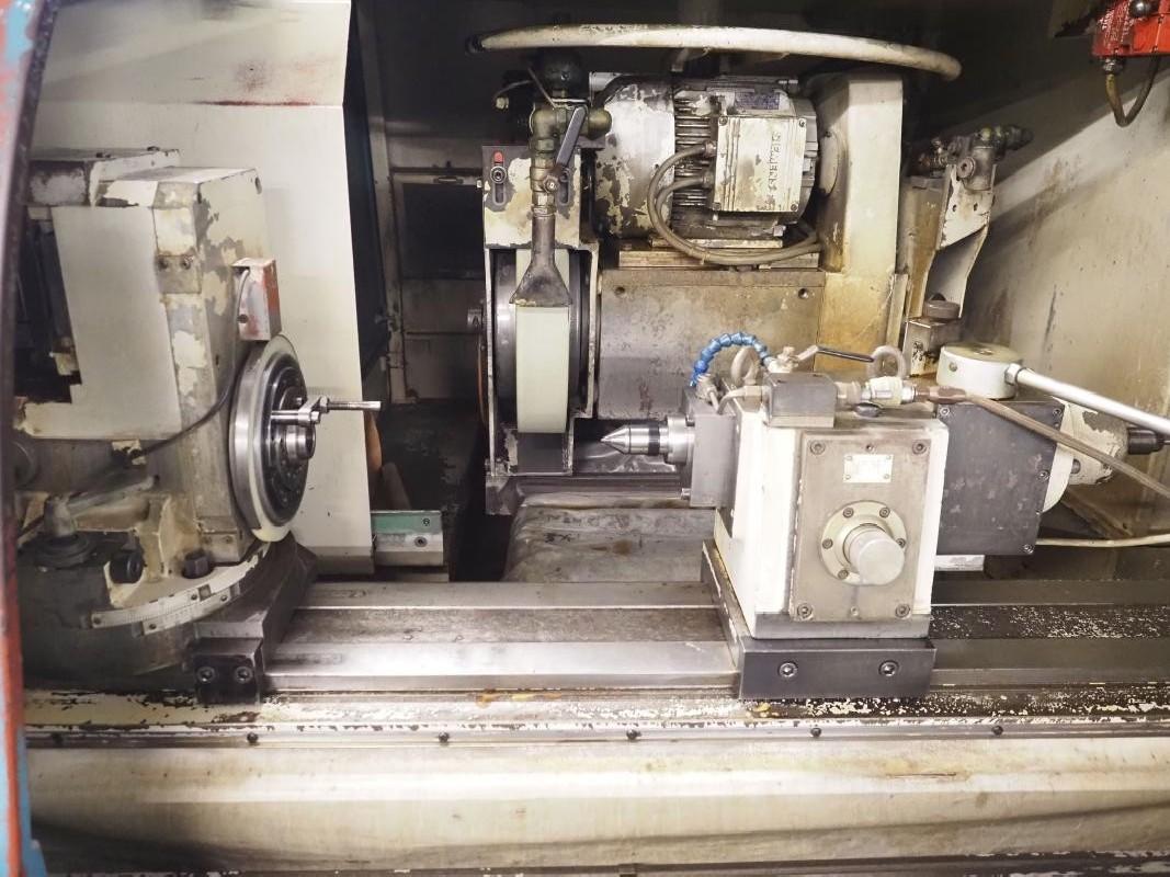Круглошлифовальный станок TACCHELLA Elektra 1018 mPC фото на Industry-Pilot