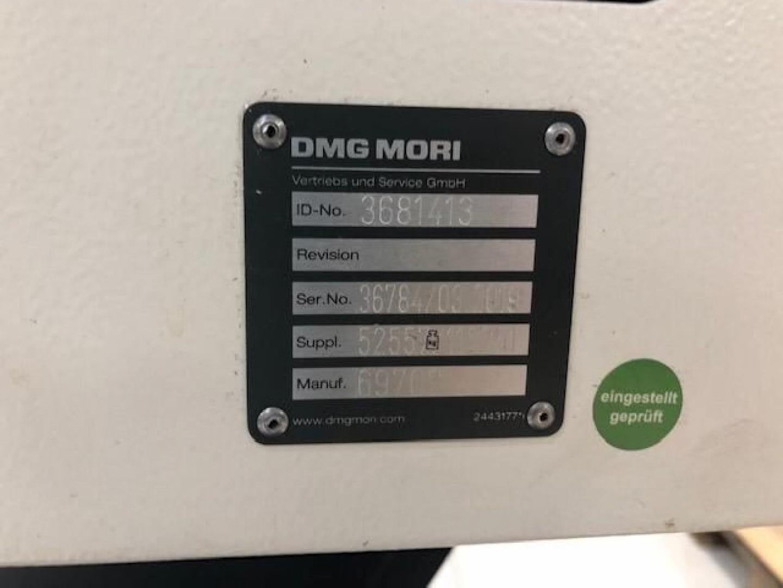 Транспортер стружки DMG DMU 50 фото на Industry-Pilot