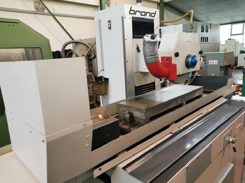 Плоско шлифовальный станок - гориз. BRAND FS 1240 CNC фото на Industry-Pilot