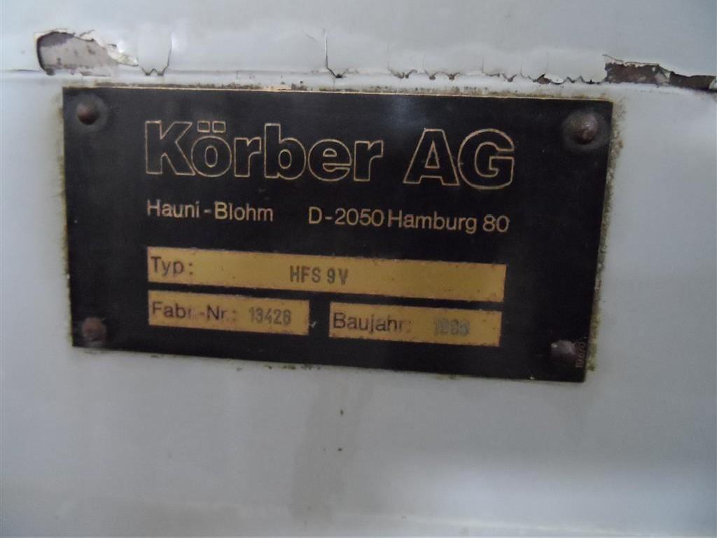 Плоскошлифовальный станок Blohm HFS 9V фото на Industry-Pilot