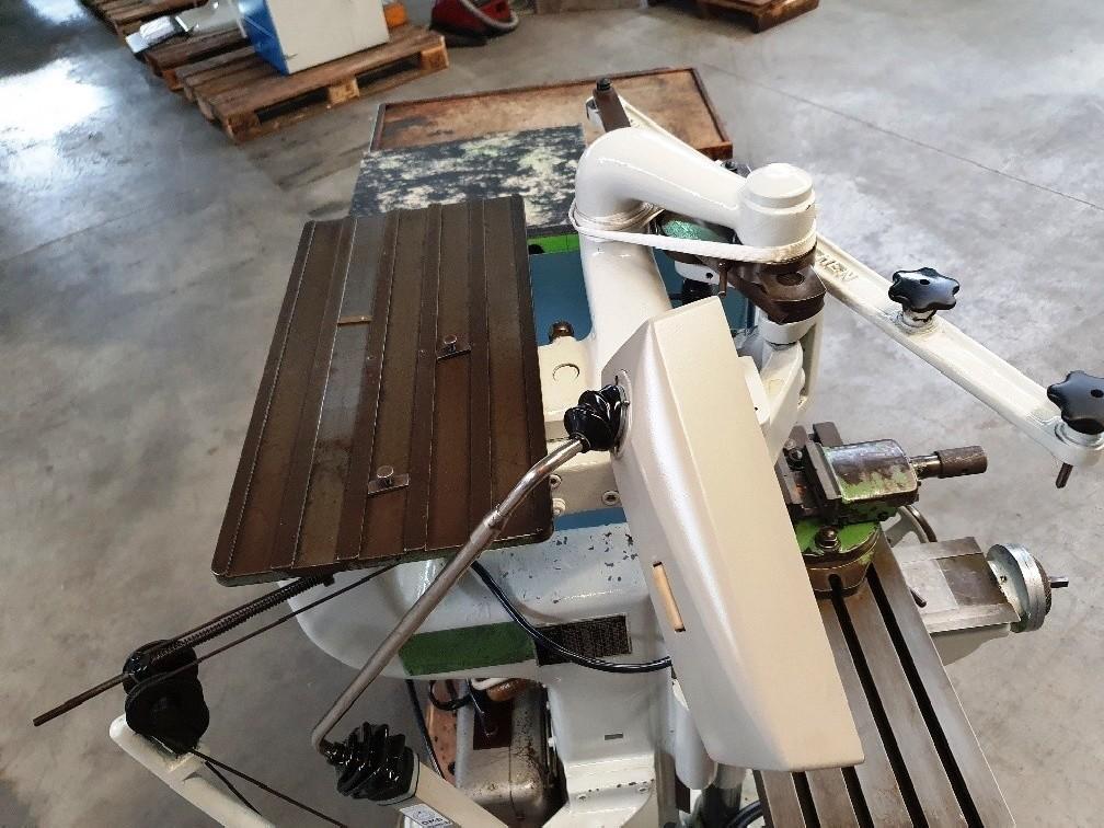 Гравировальный станок DECKEL G1U фото на Industry-Pilot