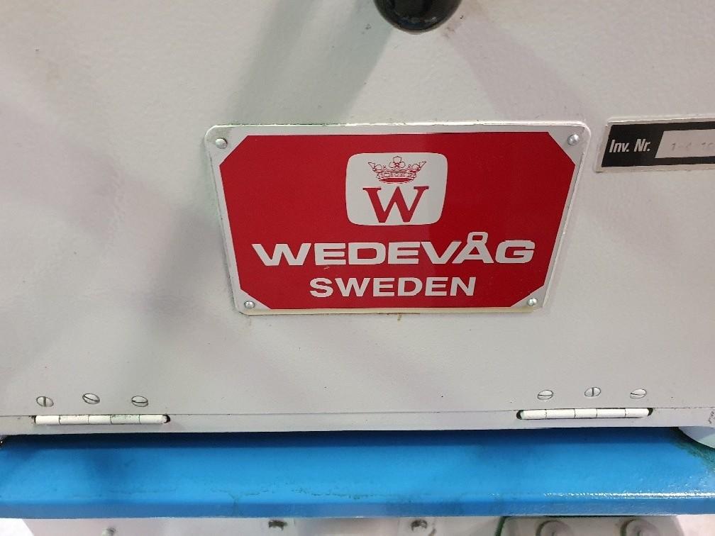 Станок для заточки свёрл WEDEVAG WL 2 фото на Industry-Pilot