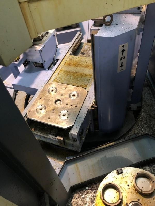 Machining Center - Universal MCM Clock 700 5-Achsen photo on Industry-Pilot
