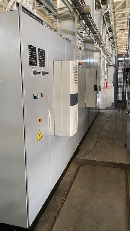 Карусельно-токарный станок - двухстоечный CARNAGHI AC 32 TM 2800 фото на Industry-Pilot