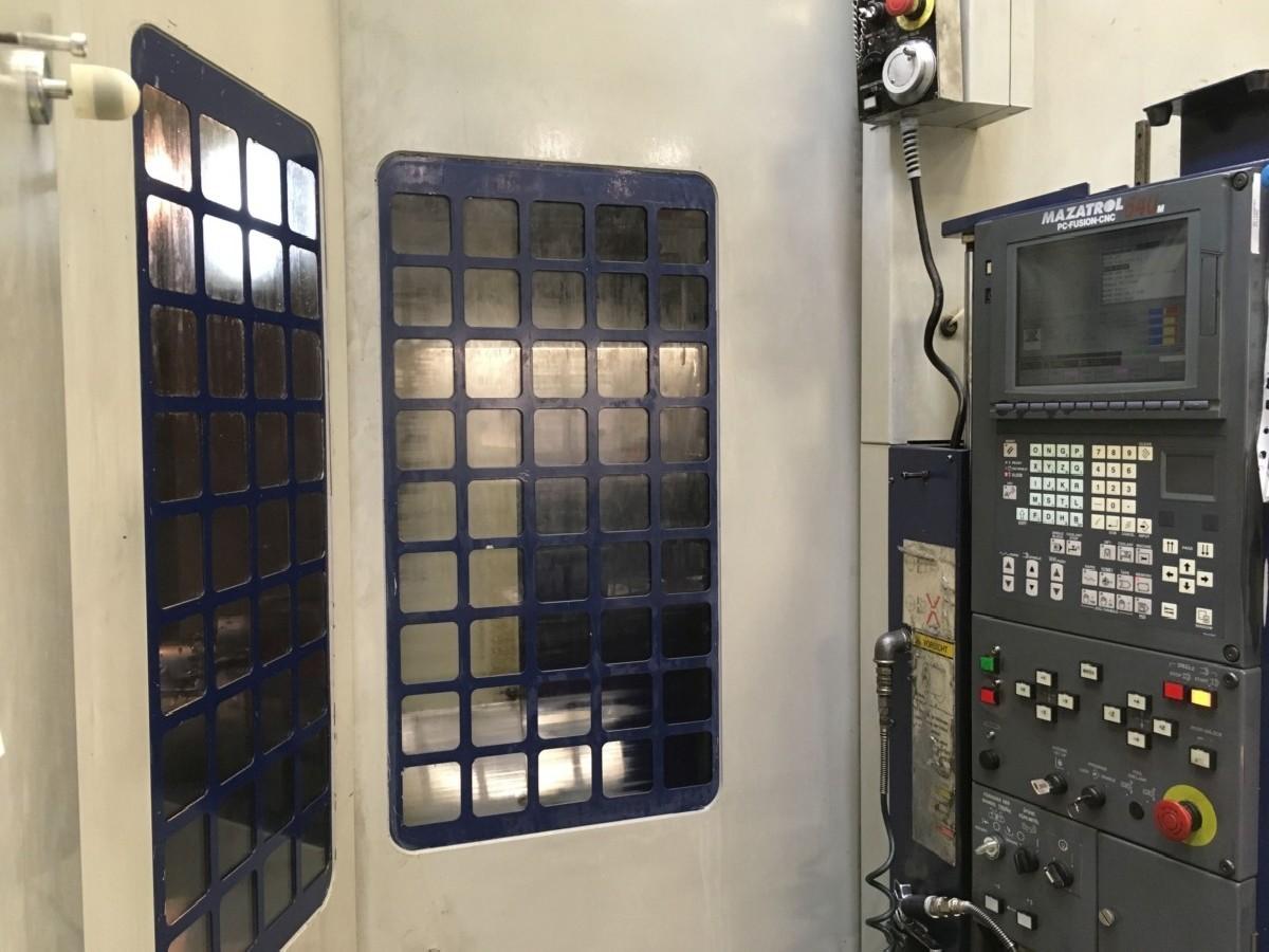 Фрезерный станок - горизонт. MAZAK FH 1080 фото на Industry-Pilot