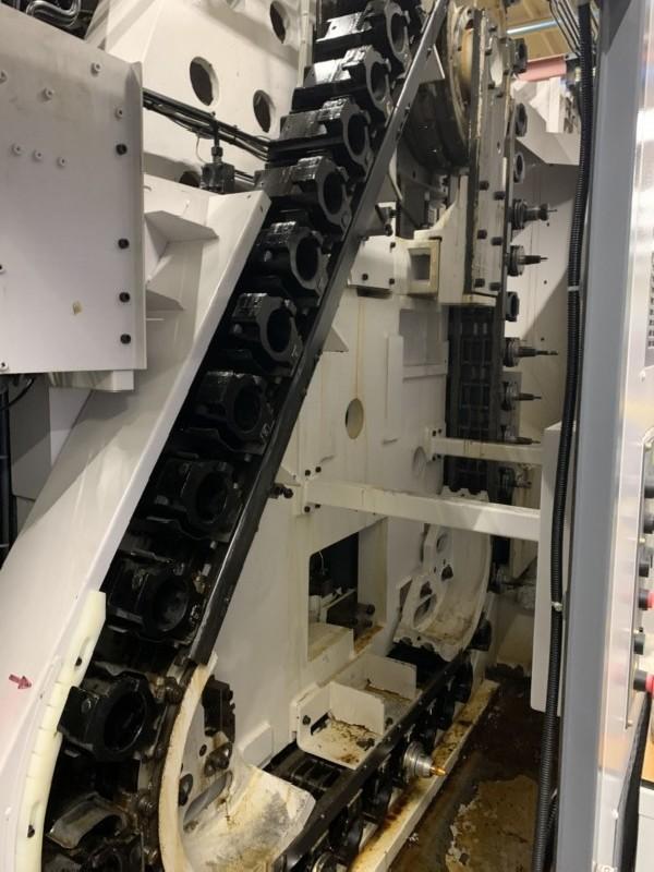 Обрабатывающий центр - горизонтальный OKUMA MA-600HB фото на Industry-Pilot
