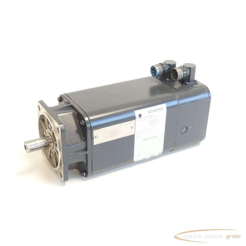 Synchronous servomotor Siemens  1FT5064-0AK71-1 - Z Synchronservomotor SN:EL085491002008 photo on Industry-Pilot