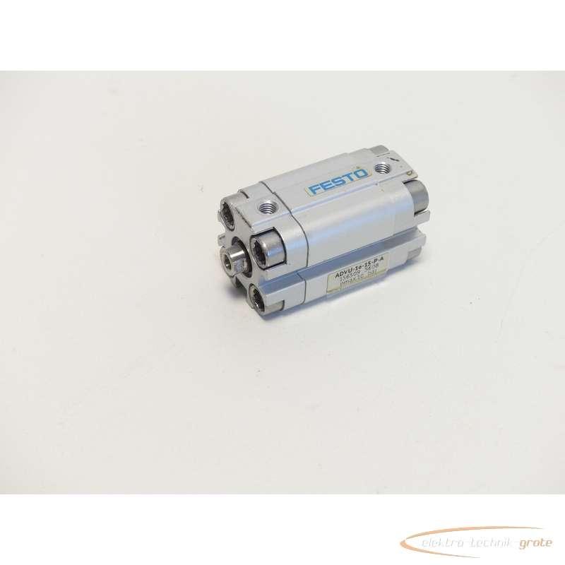 FESTO Festo  ADVU-16-15-P-A Kompaktzylinder 156509