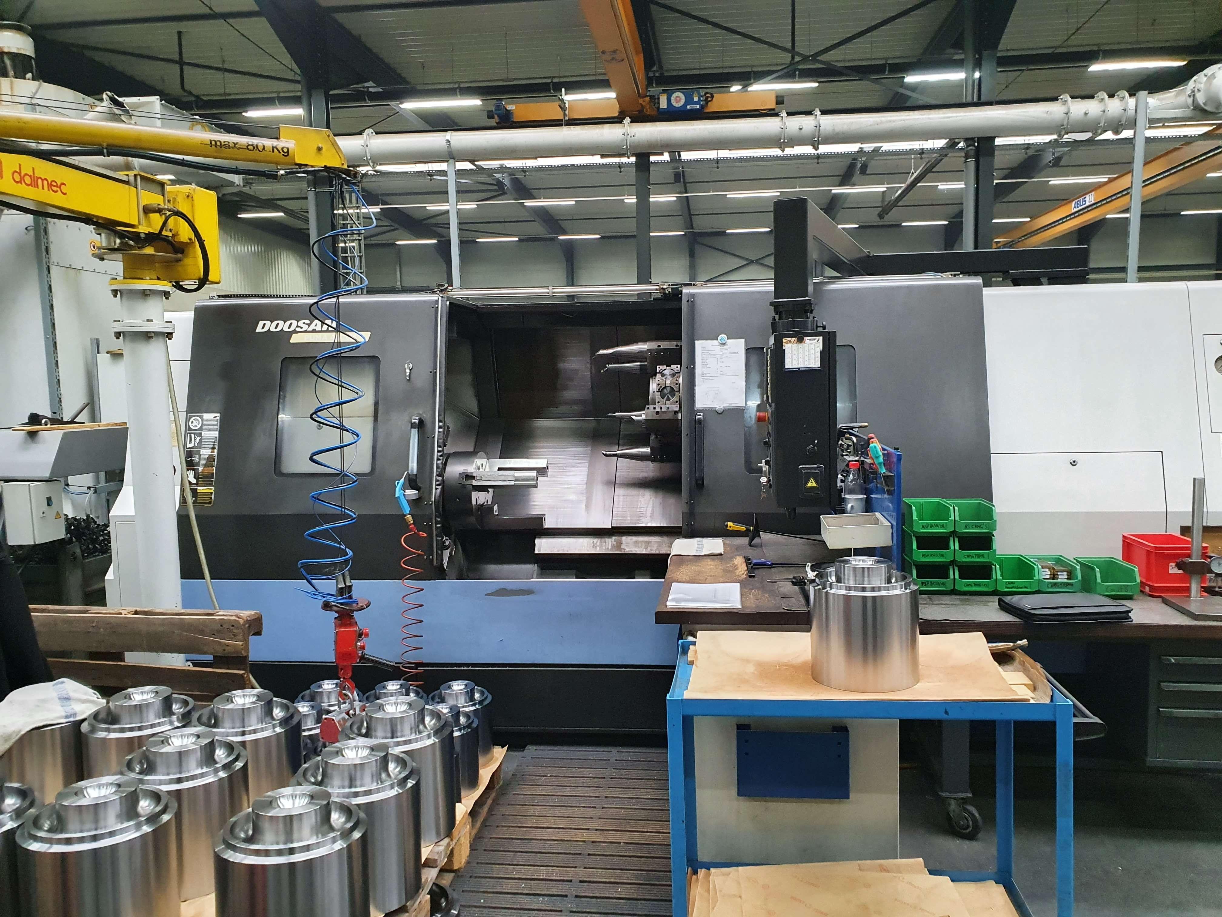 CNC Turning Machine DOOSAN PUMA 400 LM B