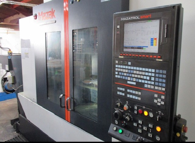 Machining Center - Vertical MAZAK VCS 530 C photo on Industry-Pilot