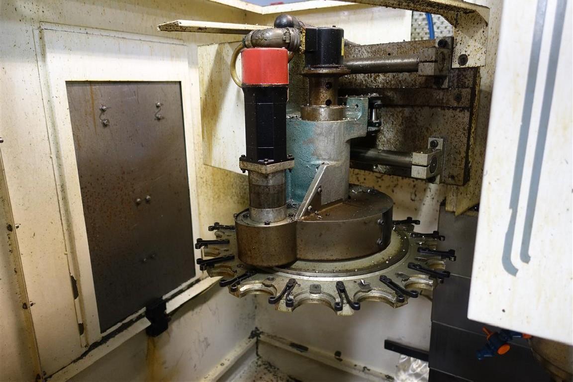 Machining Center - Vertical KIRA  photo on Industry-Pilot