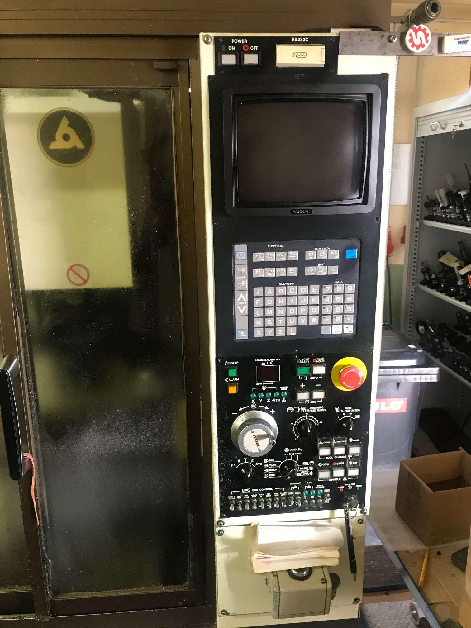 Обрабатывающий центр - вертикальный Kitamura Mycenter 0 фото на Industry-Pilot