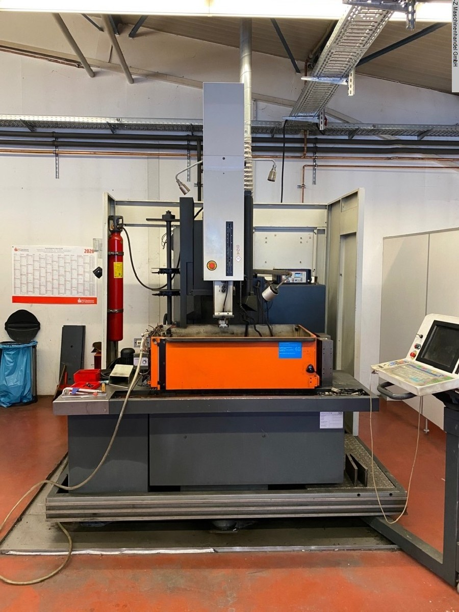 Cavity Sinking EDM Machine CHARMILLES TECHNOLOGIES - photo on Industry-Pilot