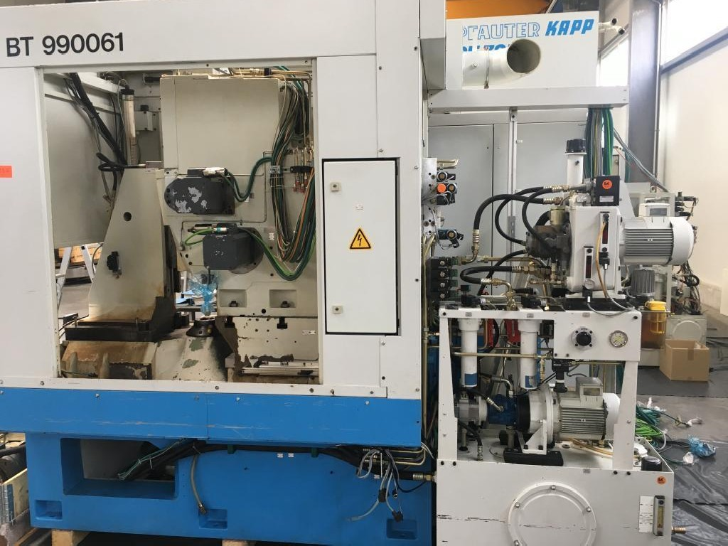Зубодолбёжный станок LORENZ LS 82 фото на Industry-Pilot