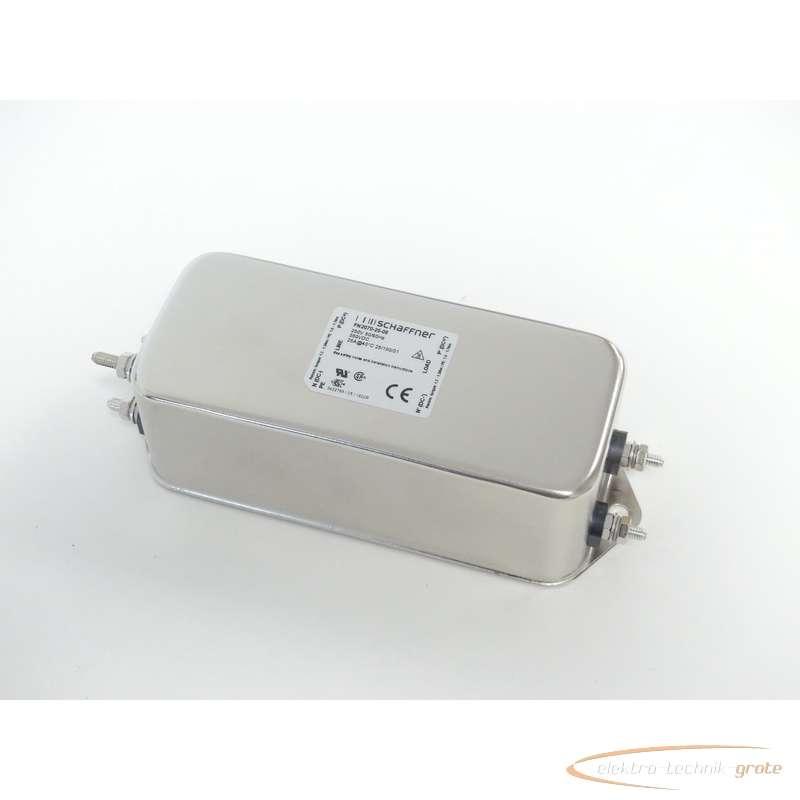 Сетевой фильтр Schaffner FN2070-25-08250V DC - без эксплуатации! - фото на Industry-Pilot