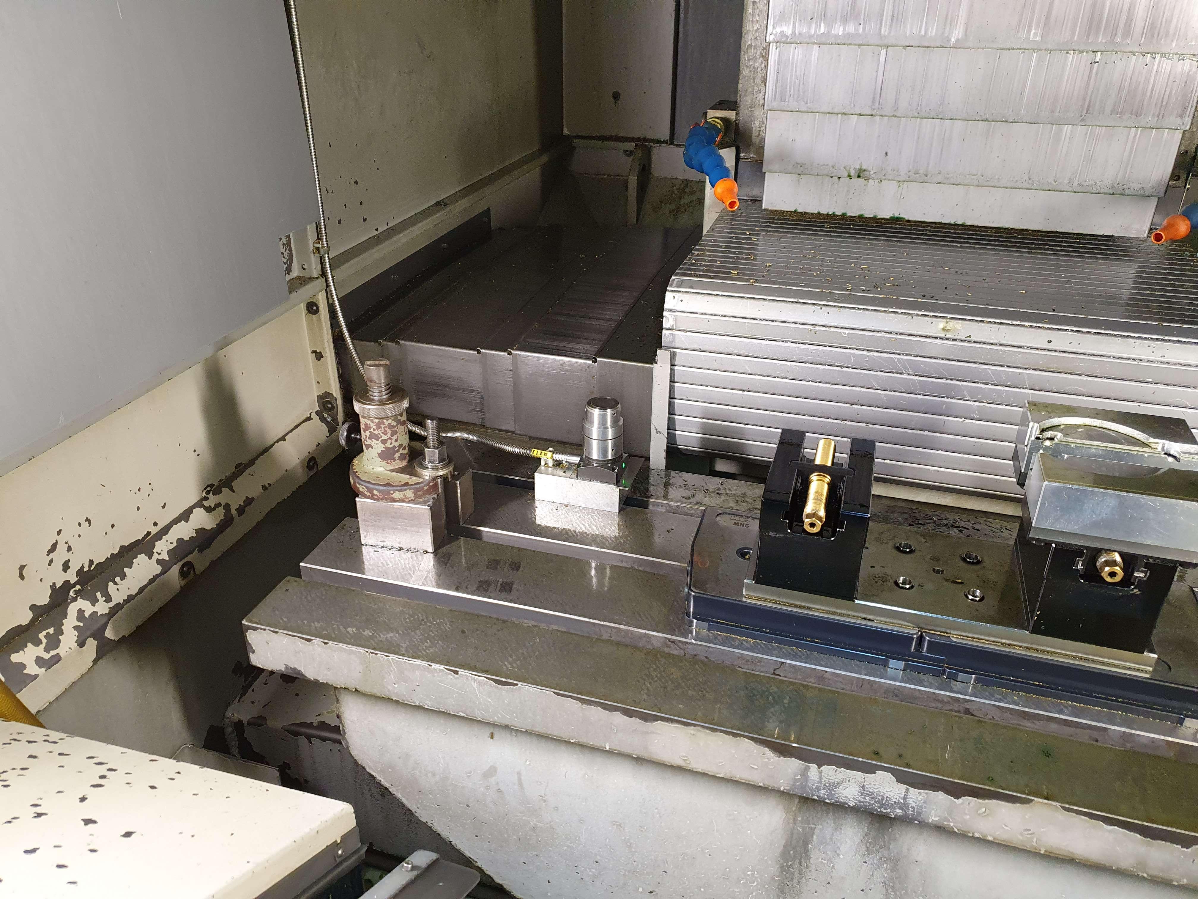 Machining Center - Vertical CHIRON FZ 12 S Magnum High Speed 1999 photo on Industry-Pilot
