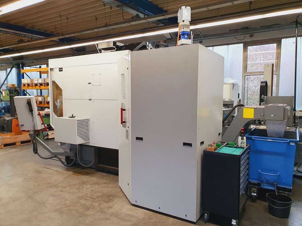 Machining Center - Universal HERMLE C 40 U Dynamic photo on Industry-Pilot