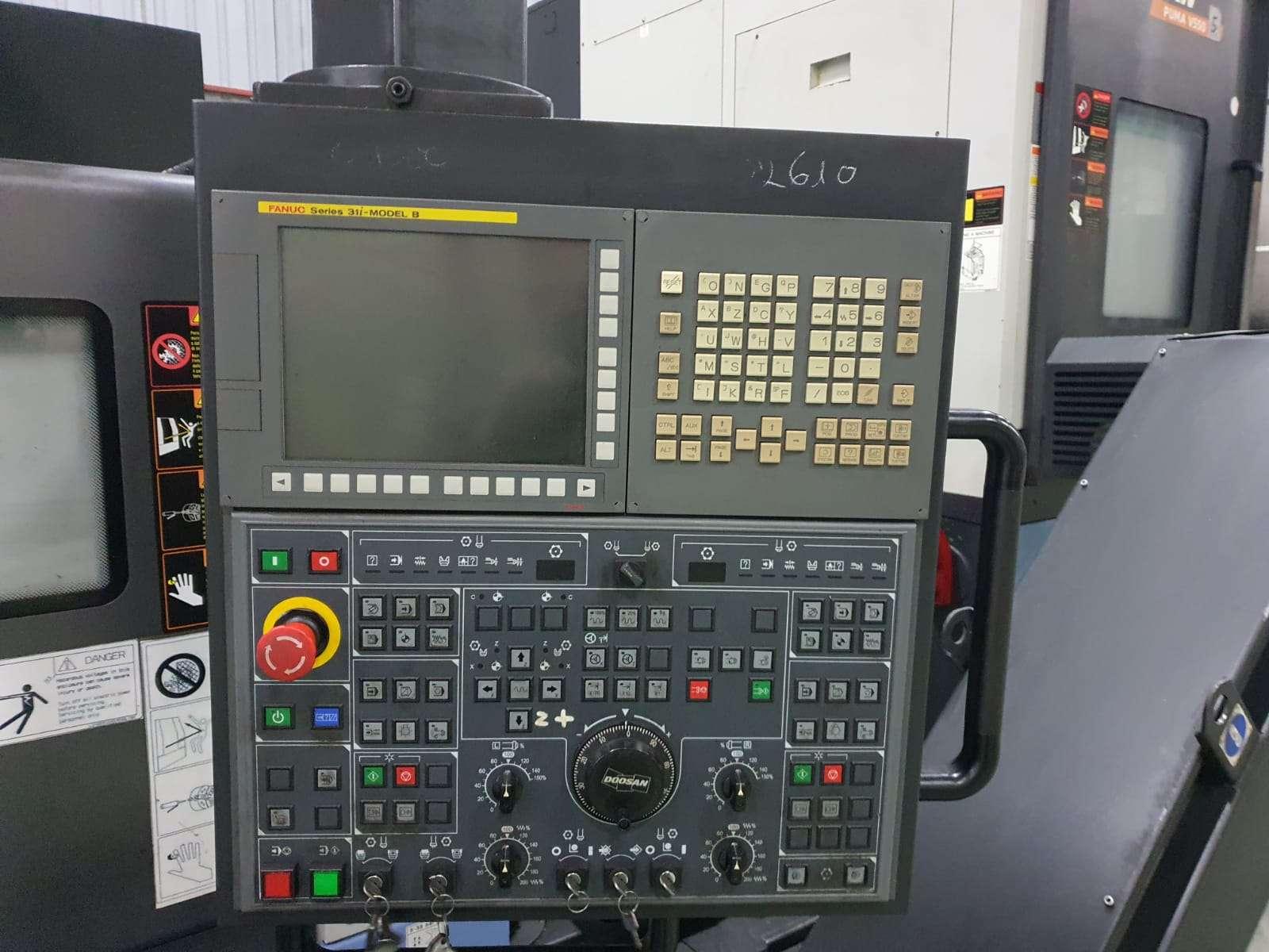 Doosan Puma H310T photo on Industry-Pilot