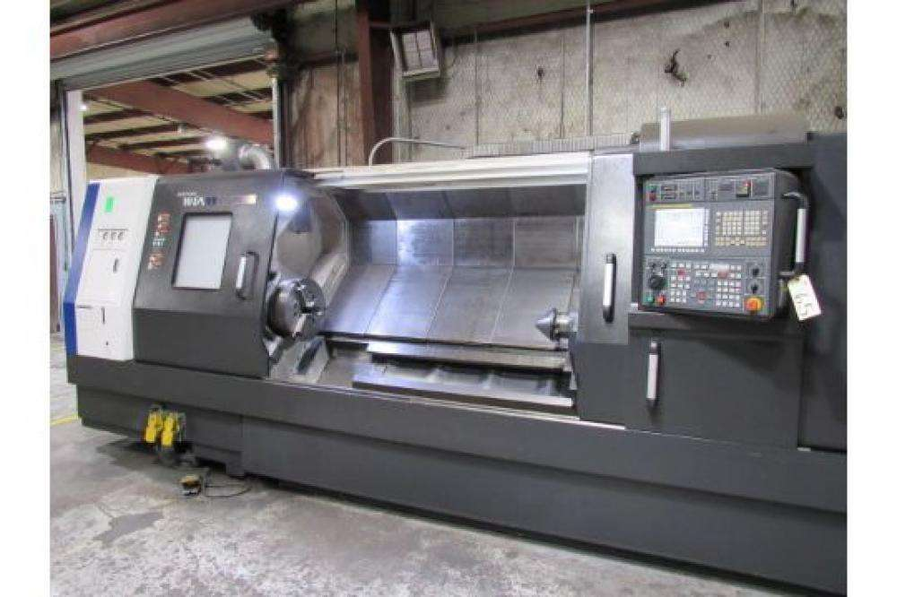 CNC Turning Machine Hyundai Wia L400LMC photo on Industry-Pilot