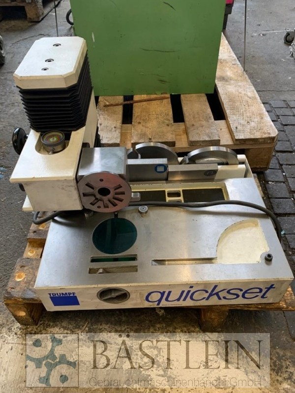 Tool Presetter TRUMPF QuickSet 6822-H5 photo on Industry-Pilot