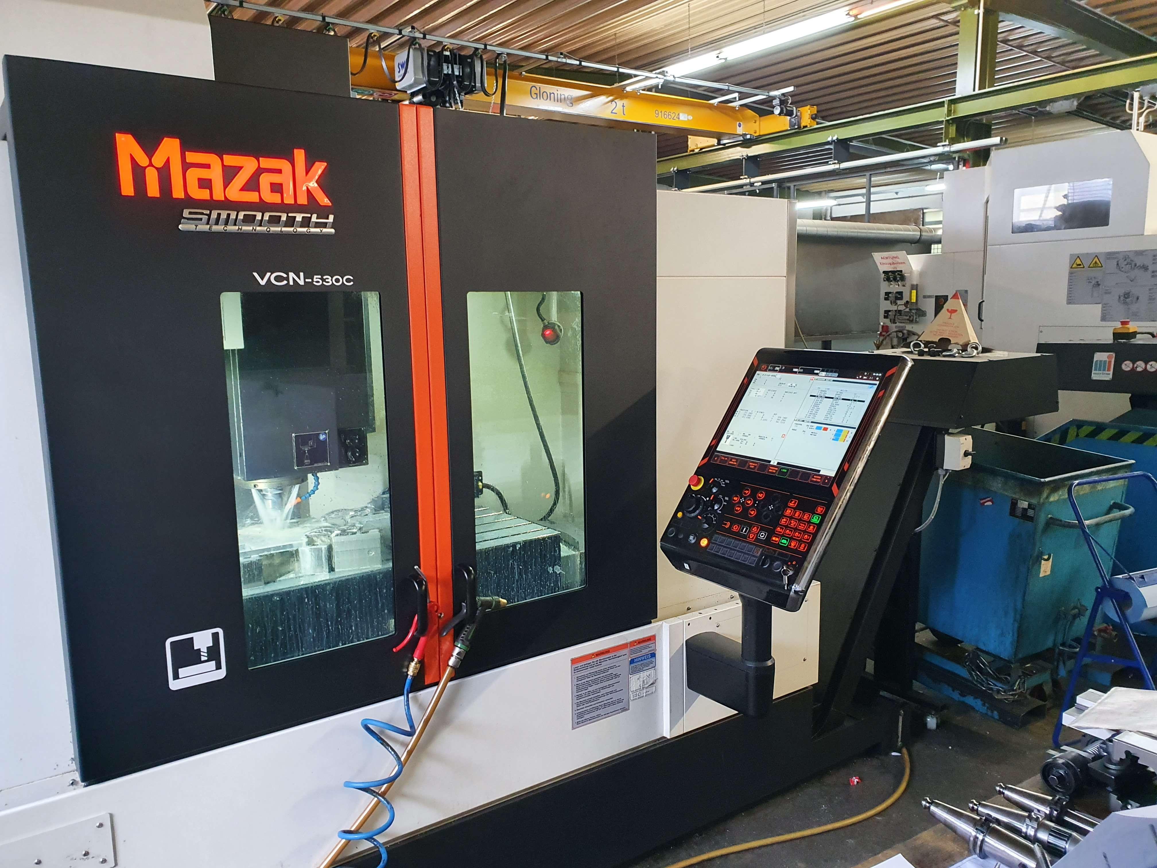 Machining Center - Vertical Mazak VCN 530  photo on Industry-Pilot
