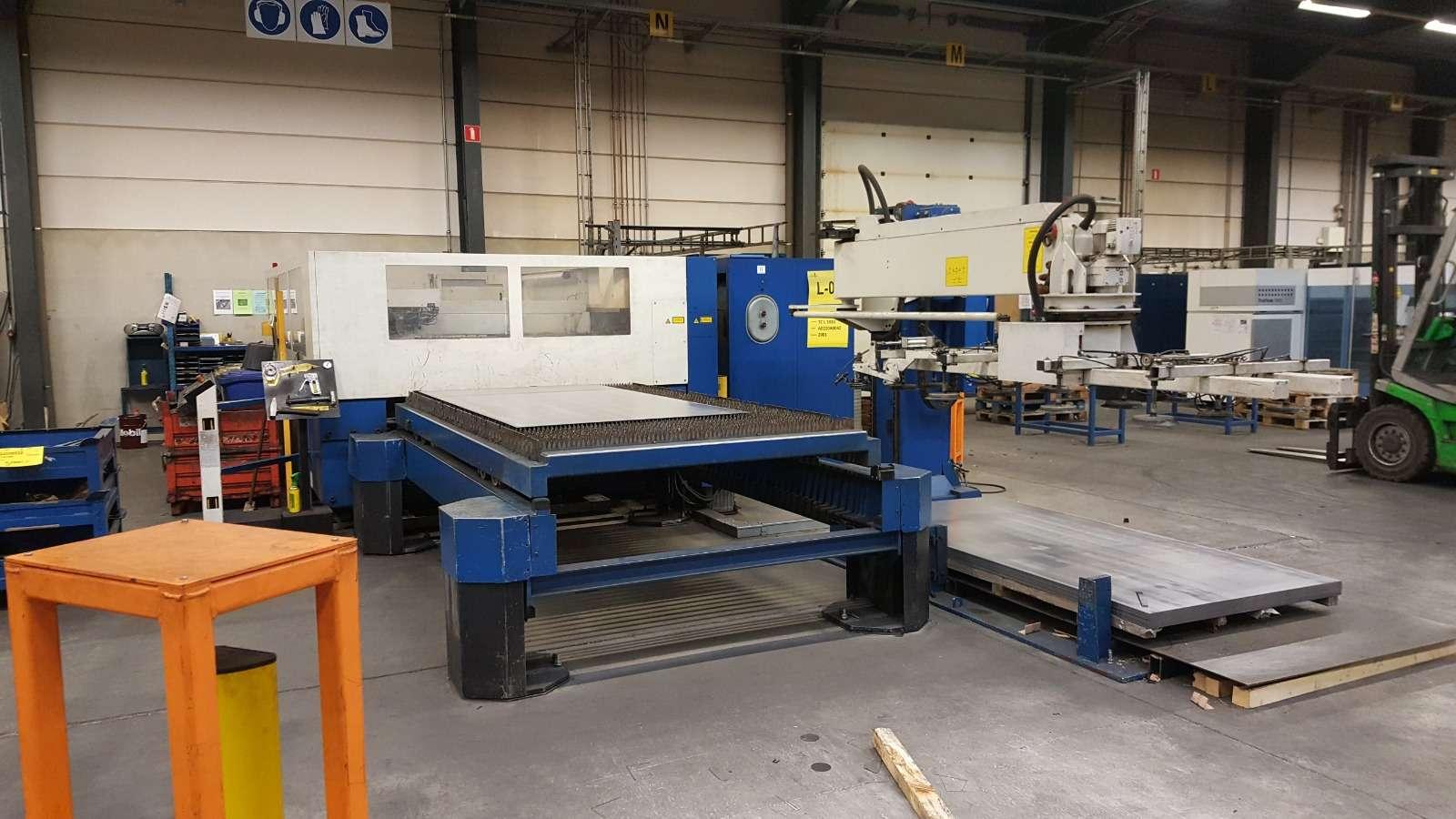 Laser Cutting Machine Trumpf L 3030 photo on Industry-Pilot