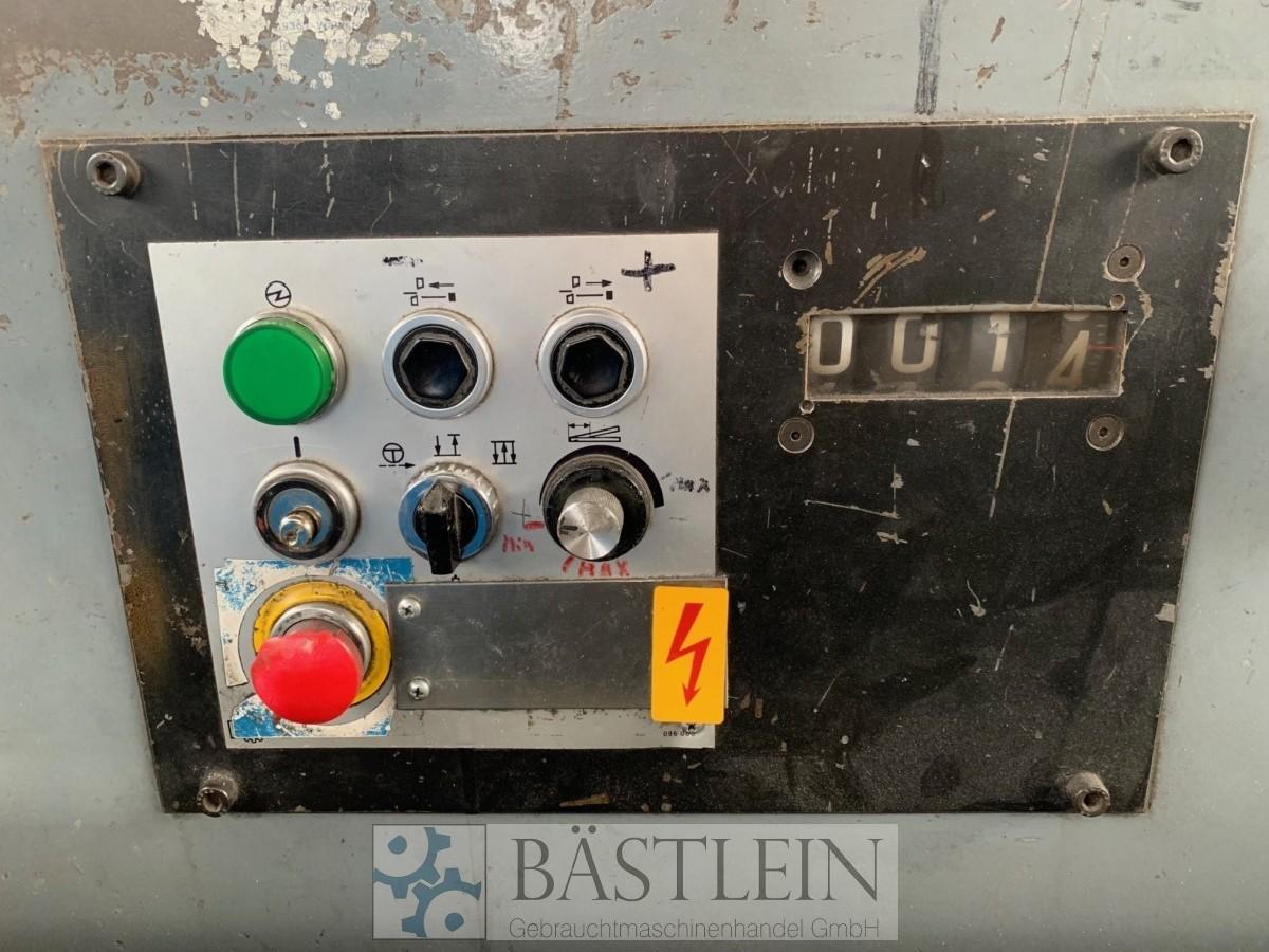 Hydraulic guillotine shear  RAS 84.40 photo on Industry-Pilot