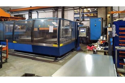 Laser Cutting Machine Prima - PLATINO 1530 photo on Industry-Pilot