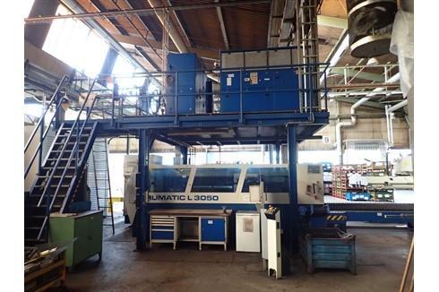 Laser Cutting Machine Trumpf L3050 6kW photo on Industry-Pilot