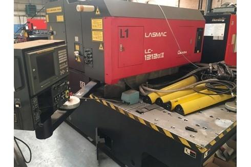 Laser Cutting Machine Amada - LC 1212 photo on Industry-Pilot