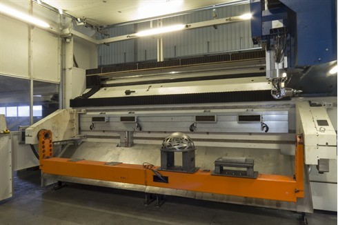 Laser Cutting Machine Trumpf - LASERCELL 1005 photo on Industry-Pilot