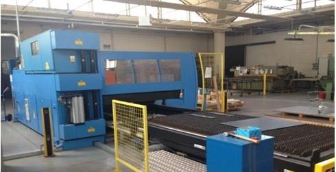 Laser Cutting Machine PRIMA INDUSTRIE PLATINO 1530 2500 kW photo on Industry-Pilot