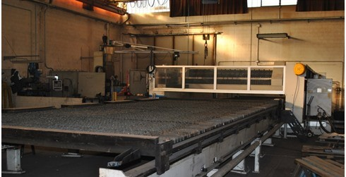 Laser Cutting Machine LVD - IMPULS 8031 photo on Industry-Pilot